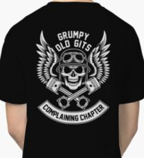 Grumpy Old Gits Complaining Chapter Classic T-Shirt