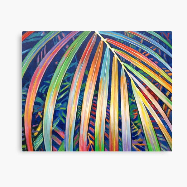 New Frond Canvas Print