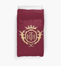 Hollywood Tower Hotel Duvet Cover