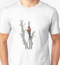 Arborist Tree Surgeon Lumberjack Logger Stihl chainsaw T-Shirt