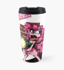 Pinkie Bazooka - Smile Travel Mug