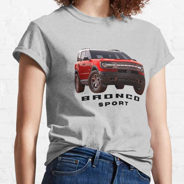 Ford Bronco Sport - Red Classic T-Shirt