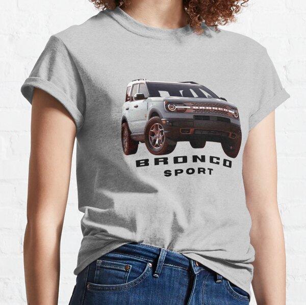 Ford Bronco Sport - Cactus Gray Classic T-Shirt