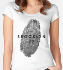 Brooklyn 99 Women's Fitted Scoop T-Shirt
