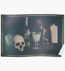 L'Absinthe C'est La Mort III Poster