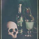 L'Absinthe C'est La Mort VI by Imago-Mortis