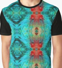 Colorful Patterns - Life Circles - By Sharon Cummings Graphic T-Shirt