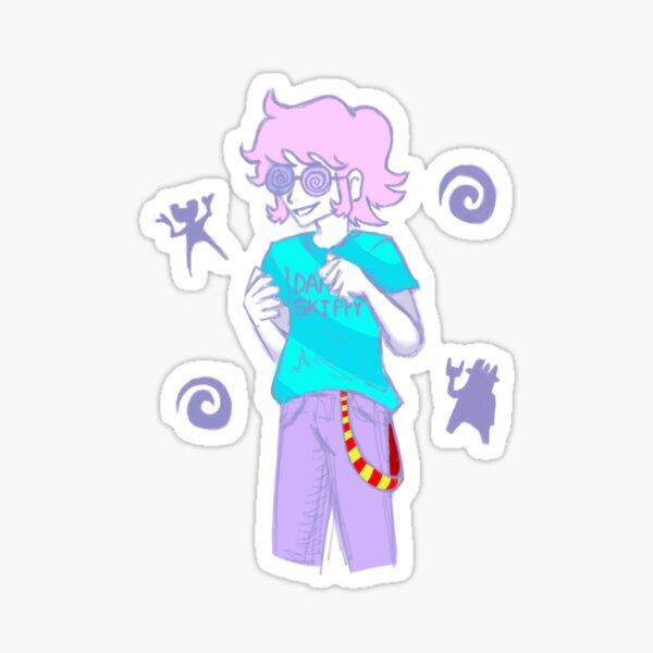 Damn Skippy (Lemon Demon) Sticker