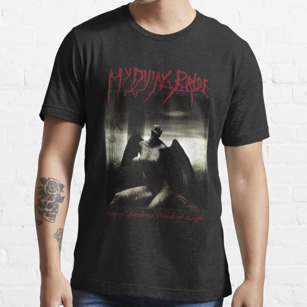 Songs of Darkness Words of Light Album Art by My Dying Bride Essential T-Shirt
