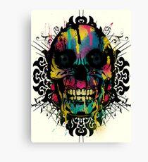 Better Colour Than Dead - Collaboration Canvas Print