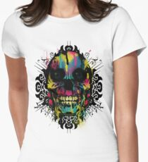 Better Colour Than Dead - Collaboration Women's Fitted T-Shirt