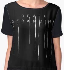 Death Stranding - Kojima 2 Women's Chiffon Top