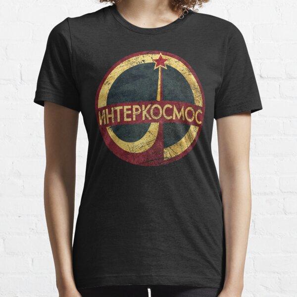 CCCP Interkosmos V02 Essential T-Shirt