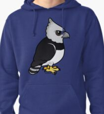 Cute Harpy Eagle by Birdorable Pullover Hoodie