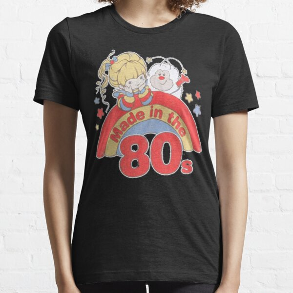 Rainbow Brite, Made in 80s Essential T-Shirt