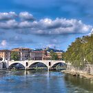 The Tiber by vivsworld