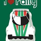 I love rally Lancia stratos by beukenoot666