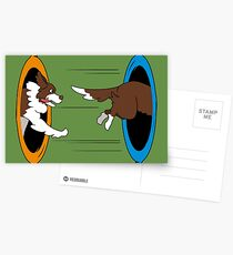 The Tail Chase Postcards