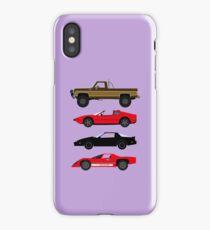 The Car's The Star: Glen A Larson iPhone Case