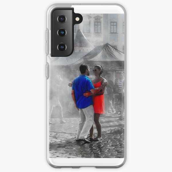 Dance with me..... Samsung Galaxy Soft Case