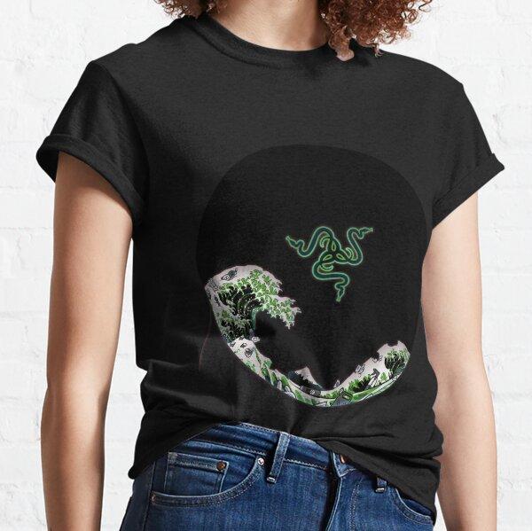RAZER KANAGAWA WAVE COLLECTION Classic T-Shirt