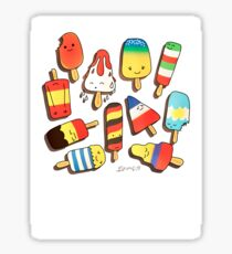 WORLD CUP 2014 LOLLIES Sticker