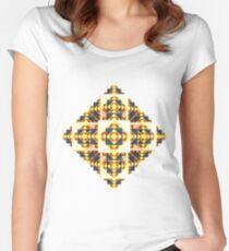 Navajo Cubes [ iphone / ipad / case / mug / shirt ] Women's Fitted Scoop T-Shirt