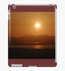 Honey Coloured Donegal Hills - Ireland iPad Case/Skin