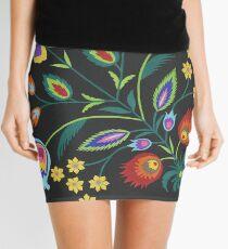 wycinanki pattern 1 Mini Skirt