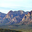 """""""Red Rock Canyon - Scale"""" by Glenn McCarthy"""