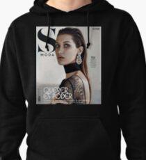 Bella Hadid S Moda Cover Pullover Hoodie