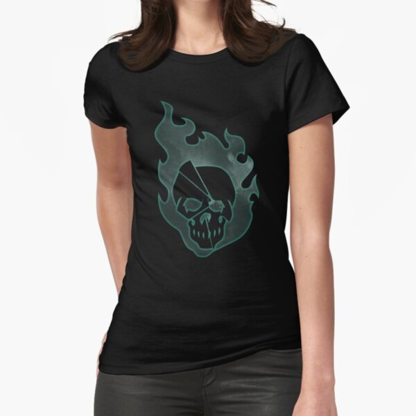 Vigil Monsters: The Created Fitted T-Shirt
