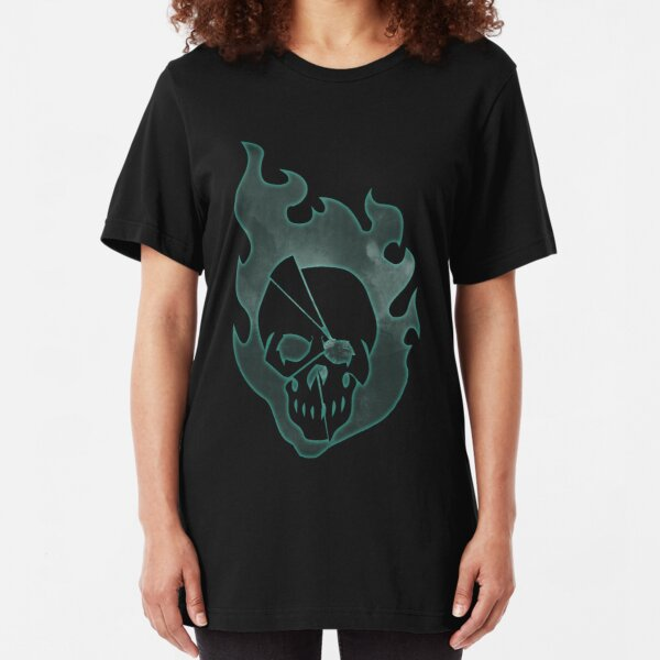 Vigil Monsters: The Created Slim Fit T-Shirt