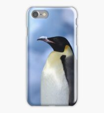 Snow Hill Penguin iPhone Case/Skin