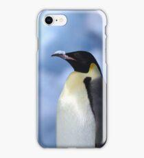 Snow Hill Penguin iPhone Case/Skin