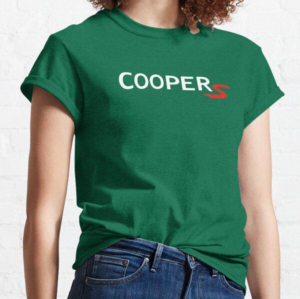 british mini racing green edition logo Classic T-Shirt