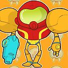 Samus Yellow by Smars