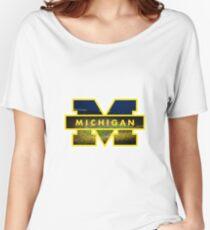 michigan stadium Women's Relaxed Fit T-Shirt