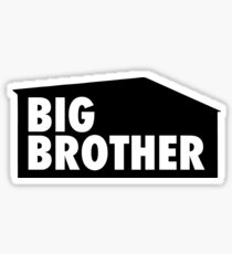 Big Brother 18 Alternate Logo Sticker