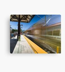 Azusa Downtown Metro Station Canvas Print