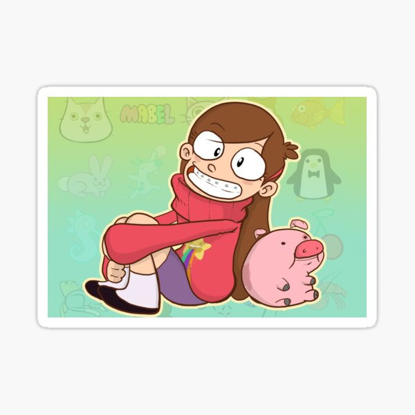 Mabel Pines Sticker