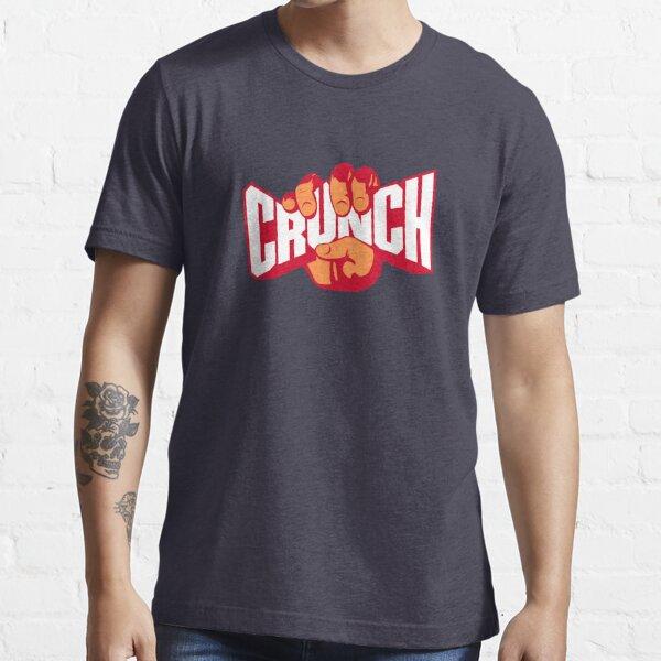 the crunch merchandise Essential T-Shirt