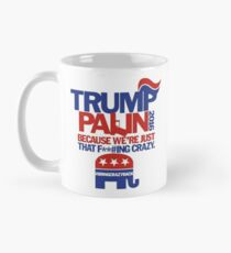 Make America Great Again? You Betcha! Mug
