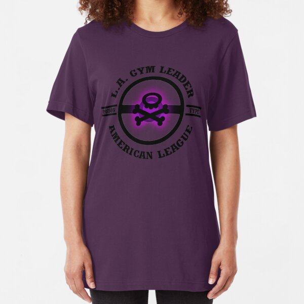 LA Gym Leader Slim Fit T-Shirt