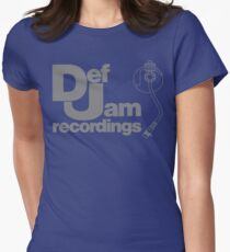 Def Jam Classic Women's Fitted T-Shirt