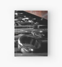 Dad's Tools Hardcover Journal