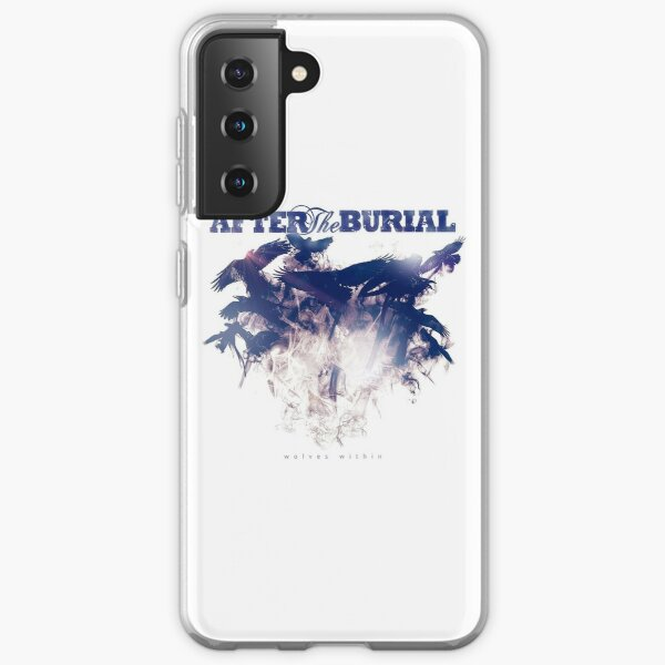 album of after the burial Samsung Galaxy Soft Case