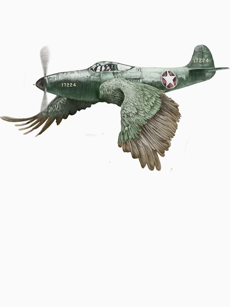 It's a bird. It's a plane...   Unisex T-Shirt