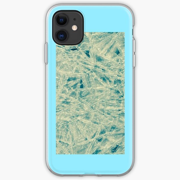 Cold As Ice iPhone Soft Case
