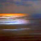 Sonnenuntergang Glühen von Lena Owens von OLena  Art ❣️